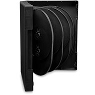 Case for 10pcs - Black, 33mm, 5pcs/pack - DVD Case