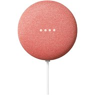 Google Nest Mini 2nd Generation - Coral - Voice Assistant