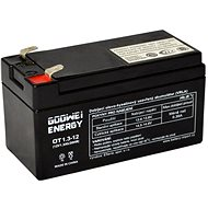 GOOWEI ENERGY OT1.3-12, 12V, 1.3Ah - Rechargeable Battery