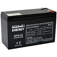 GOOWEI ENERGY OT9-12, 12V, 9Ah - Rechargeable Battery