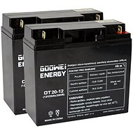 GOOWEI RBC7 - Battery Replacement Kit