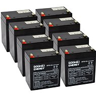 GOOWEI RBC43 - Rechargeable battery