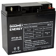 GOOWEI ENERGY OT20-12, 12V, 20Ah - Rechargeable Battery