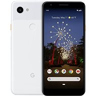 Google Pixel 3a XL white - Mobile Phone