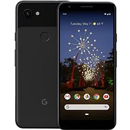 Google Pixel 3a XL black - Mobile Phone
