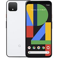 Google Pixel 4 64GB, White - Mobile Phone