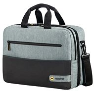 "American Tourister CITY DRIFT 3-WAY BOARDING BAG 15.6"" BLACK/GREY - Laptop Bag"