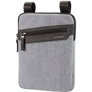 "Samsonite HIP-STYLE # 2 Flat Tablet Crossover 9.7"" Light Grey - Tablet Bag"