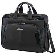 "Samsonite XBR Bailhandle Slim 1C 15.6"" black - Laptop Bag"