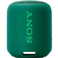Sony SRS-XB12, green - Bluetooth Speaker