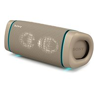Sony SRS-XB33, Grey - Bluetooth Speaker