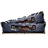 G.SKILL 16GB KIT DDR4 3200MHz CL14 Flare X for AMD - System Memory