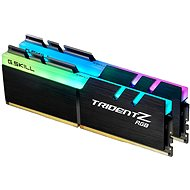 G.SKILL 16GB KIT DDR4 3200MHz CL16 Trident Z RGB