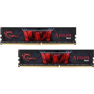 G.SKILL 16GB KIT DDR4 2400MHz CL15 Gaming series Aegis - System Memory