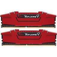 G.SKILL Ripjaws V DDR4 2400MHz CL15 Memory Kit (16GB) - System Memory