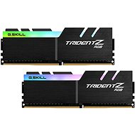 G.SKILL 16GB KIT DDR4 2400MHz CL15 Trident Z RGB for AMD - System Memory