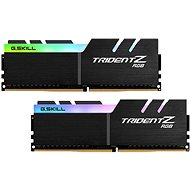 G.SKILL 16GB KIT DDR4 3200MHz CL14 Trident Z RGB for AMD - System Memory