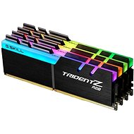 G.SKILL 64GB KIT DDR4 2400MHz CL14 Trident Z RGB for AMD - System Memory