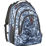 "WENGER IBEX - 17"" Marine Pixel - Laptop Backpack"