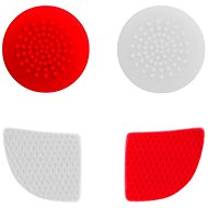 Gioteck Handles for Xbox One Red and White - Grips
