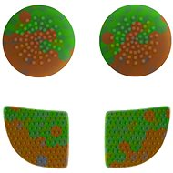 Gioteck Handles for Xbox One Green-brown - Grips