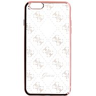 Guess 4G Rose Gold - Rear Cover