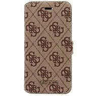 Guess 4G Brown - Mobile Phone Case