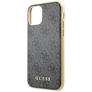 Guess 4G for iPhone 11 Grey (EU Blister) - Mobile Case