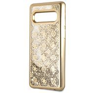 Guess Glitter 4G Peony Gold for Samsung G973 Galaxy S10