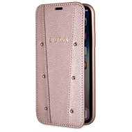 Guess Kaia Book Rose Gold for iPhone XS Max - Mobile Phone Case