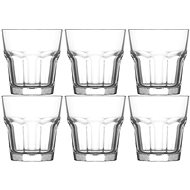 Gürallar ARAS 200ml Glasses 6pcs - Glass for Cold Drinks