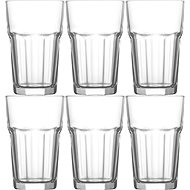 Gürallar ARAS 300ml Glasses 6pcs - Glass for Cold Drinks