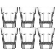 Gürallar ARAS 45ml Spirit Glasses, 6 Piece Set - Glass Set