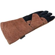 GUSTA Barbecue Leather Gloves 35 x 14cm - Gloves