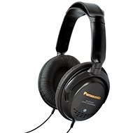 Panasonic Lightweight Over-Ear Monitor Headphones RP-HTF295-K - Headphones