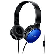 Panasonic RP-HF300ME-A blue - Headphones