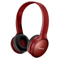 Panasonic RP-HF400 red - Headphones with Mic