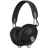 Panasonic RP-HTX80B Black - Headphones with Mic