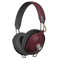 Panasonic RP-HTX80B Red - Headphones with Mic
