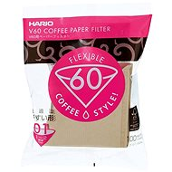 Hario Paper Filters V60-01-100pcs - Coffee Filters