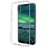 Hishell TPU for Nokia 2.3, Clear - Mobile Case