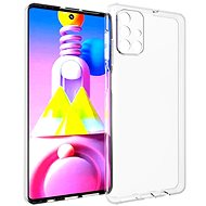 Mobile Case Hishell TPU for Samsung Galaxy M51, Clear - Kryt na mobil