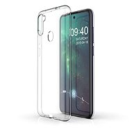 Hishell TPU for Samsung Galaxy M11, Clear - Mobile Case