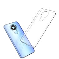 Hishell TPU for Nokia 3.4 Clear - Mobile Case