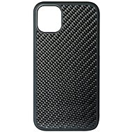 Hishell Premium Carbon for iPhone 11, Black - Mobile Case