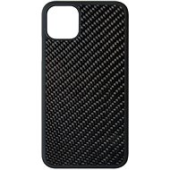 Hishell Premium Carbon for iPhone 11 Pro Max, Black - Mobile Case