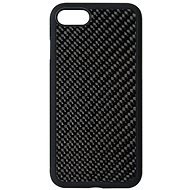 Hishell Premium Carbon for iPhone 7/8/SE 2020, Black - Mobile Case