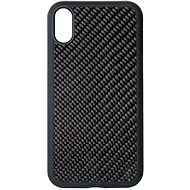 Hishell Premium Carbon for iPhone Xr, Black - Mobile Case