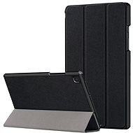 Hishell Protective Flip Cover for Samsung Galaxy Tab A7 10.4, Black - Tablet Case