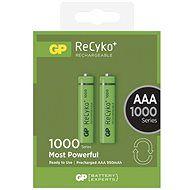 GP Recyko HR03 (AAA) 930mAh 2pcs - Rechargeable battery